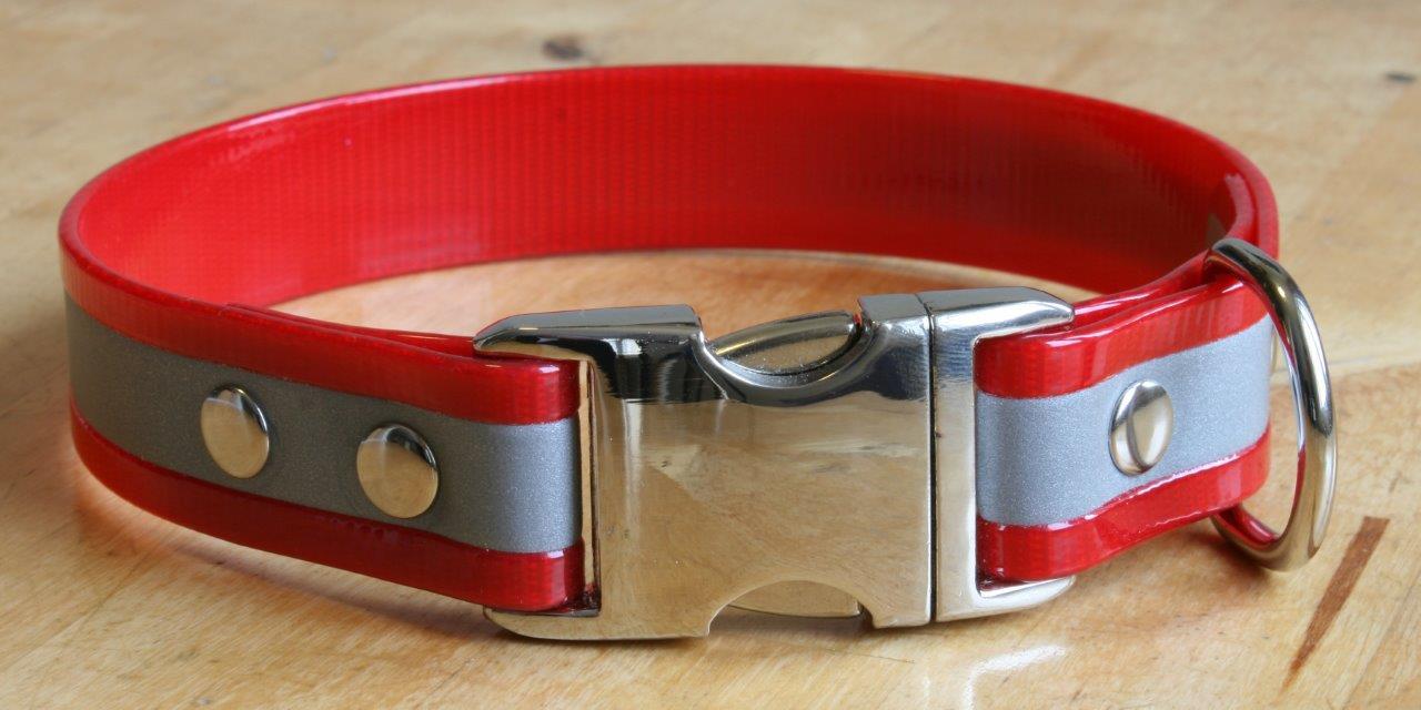 biothane hunde halsband halsung mit steckschnalle. Black Bedroom Furniture Sets. Home Design Ideas